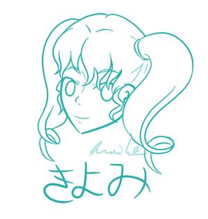 Amashiro Kiyomi new Design by Fairy