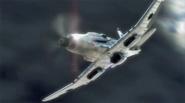 Skyly flying