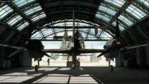 Someaka hangar maintenance