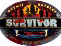 Loser's island season 2 logo