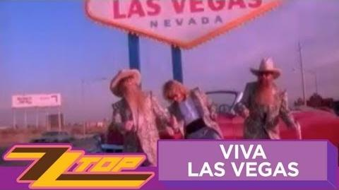 ZZ Top - Viva Las Vegas (OFFICIAL MUSIC VIDEO)
