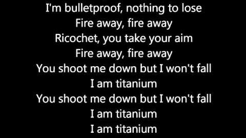 Titanium - David Guetta Lyrics