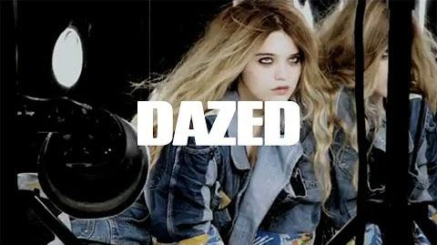Sky Ferreira Shot by Rankin for Dazed & Confused Magazine