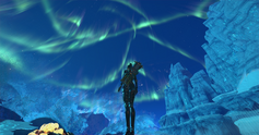 Skyforge Thorneus's Camp - Northern Lights