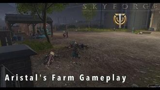 Pinkachu Plays Skyforge - Aristel's Farm Solo