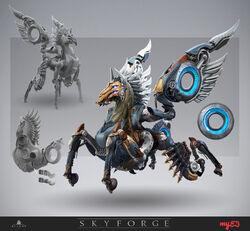 Skyforge Pegasus
