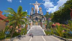 Naori Island Thais Temple