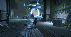 Skyforge Taron Power Station reactor 1