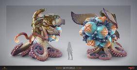 Karken concept art