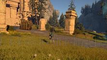 Skyforge Thetin Rift - Insatible Cryotide boss