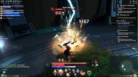 Skyforge daren facility pala gameplay