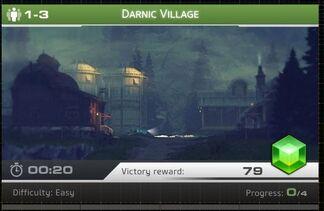 Darnic village