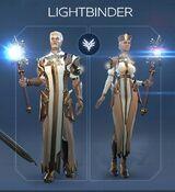 Lightbinder
