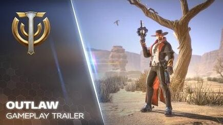 Skyforge - The Outlaw Trailer