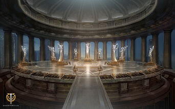 Skyforge Hall of Greatness - kinda