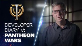 Skyforge - Developer Diary V Pantheon Wars