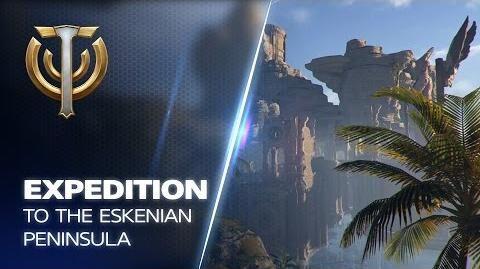 Skyforge - Expedition to Eskenian Peninsula
