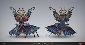 Skyforge Clan Leader Illira