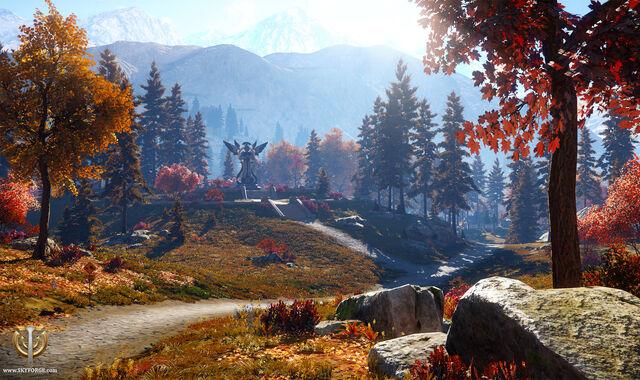 File:Autumnal Trees.jpeg
