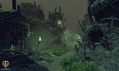 Necrotic Ruins