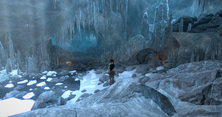 Skyforge Donholk Glacier entrance