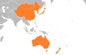 Oversea Imperial Territoriesj