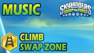 ♪♫ Climb SWAP Zone Skylanders SWAP Force Music-0