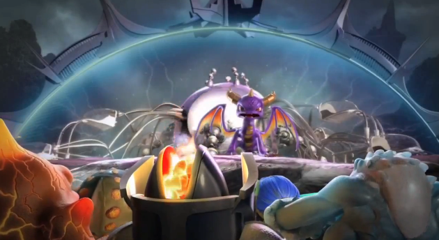 File:Spyro and the Other Skylanders.png