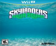 Skylanders Aqua Squad Boxart