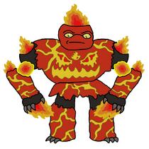 FIR- Lava Hot Head - GIANT