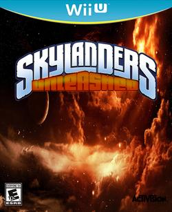 Skylanders Unleashed Boxart