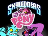 Skylanders vs My Little Pony
