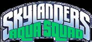 Skylanders Aqua Squad Logo