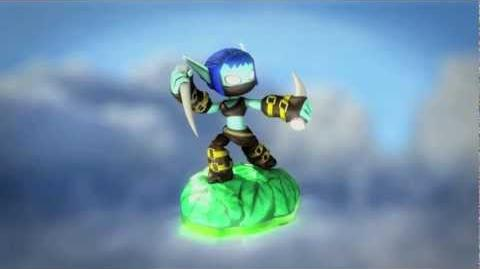 Skylanders Spyro's Adventure - Stealth Elf Trailer (Silent but Deadly)