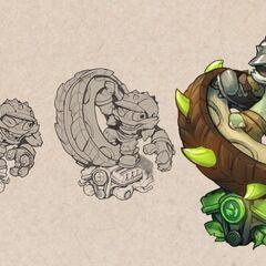 Otros conceptos de Smash Hit con diferentes neumáticos