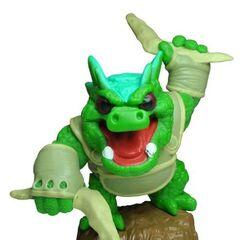 Prototipo de figura de Dino-Rang