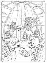 Spyro y Gill Grunt