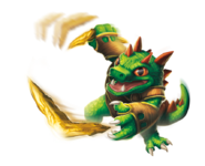 Dino-Rang Transparent Render