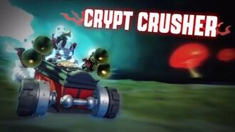 Skylanders SuperCharges - Crypt Crusher Preview