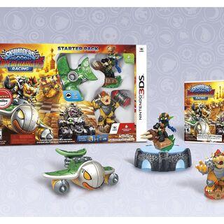 Pack de inicio para la versión 3DS