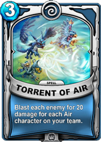Torrent of Aircard