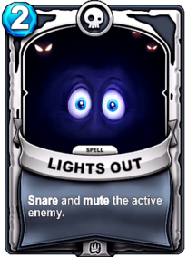Lights Outcard