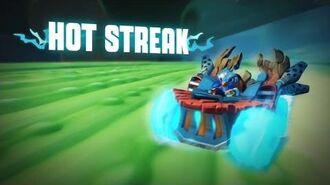 Skylanders SuperChargers - Hot Streak Preview