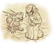 Spyro y Kaos