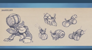 TurboCharge DonkeyKong EarlyConcepts3