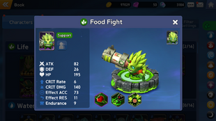 RoH Awakened Food Fight