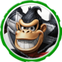 Dark Turbo Charge Donkey Kong Icon