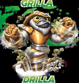 Grilla Drilla