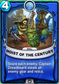 Hoist of the Centurycard