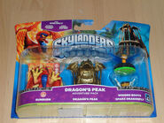 Skylanders Adventure Pack - Dragons Peak